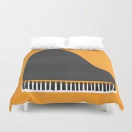 Grand Piano Duvet Cover