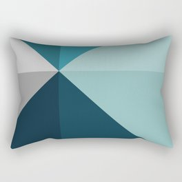 Geometric 1702 Rectangular Pillow