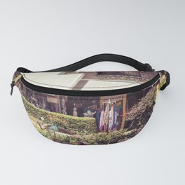Whistling Duck Village Fanny Pack