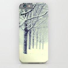 Winter's Walk Slim Case iPhone 6s