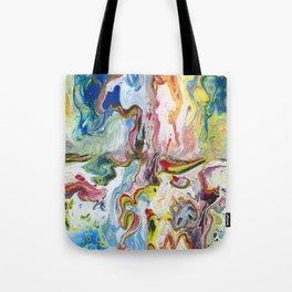 Pour Art Tote Bag