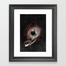 prediction Framed Art Print