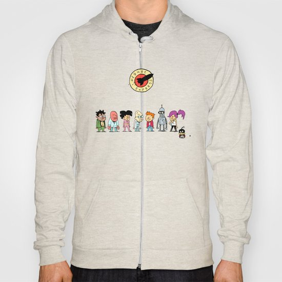 Planet Express Hoody