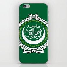 Arab League flag iPhone & iPod Skin