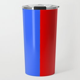 Flag of Paris 3 Travel Mug