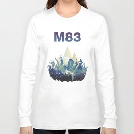 M83 Long Sleeve T-shirt