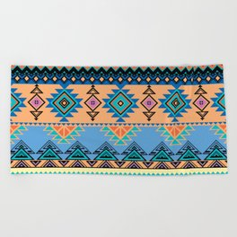 ETHNIC Beach Towel