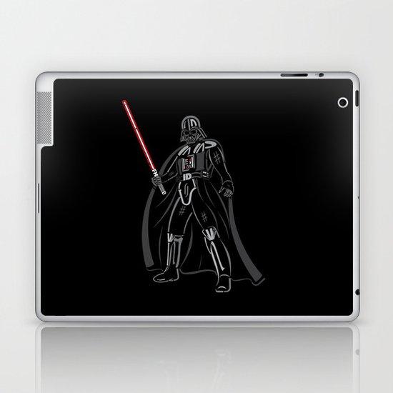 Font vader Laptop & iPad Skin
