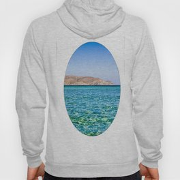 Elafonisi beach Hoody