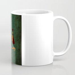 Forms of Prayer - Green Coffee Mug