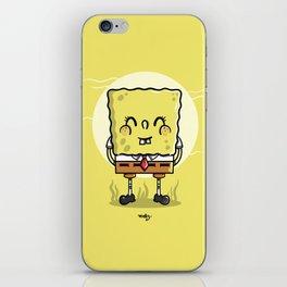 Sponge Bob iPhone Skin