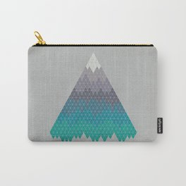 Many Mountains Carry-All Pouch