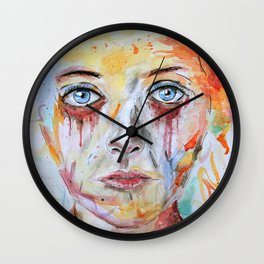 Deep Soul 11 Wall Clock