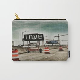 Road Construction Love  Carry-All Pouch