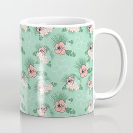 Aloha Friday Floral Coffee Mug