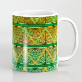 Green Jubilation Coffee Mug
