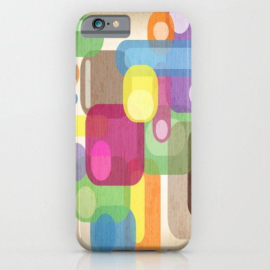 Retro Make'a Me Smile.  iPhone & iPod Case