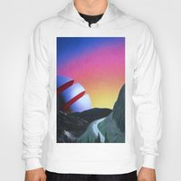 trip Hoodies featuring Trip by Djuno Tomsni