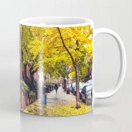 Autumn in Brooklyn Coffee Mug
