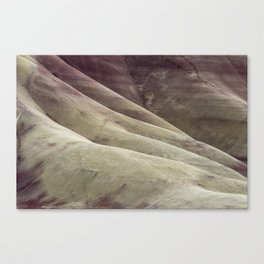 Hills as Canvas, No. 1 Canvas Print