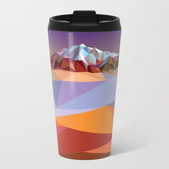 Night Mountains No. 23 Metal Travel Mug
