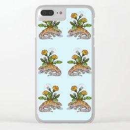 Saur - Leopard Gecko Clear iPhone Case