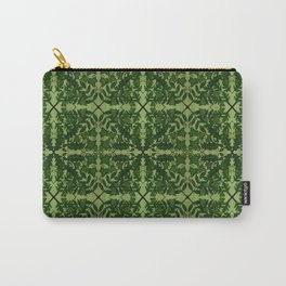 Ancient Wildwoods Tile Pattern Carry-All Pouch