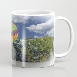 Balloon Landing Coffee Mug