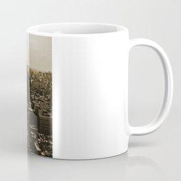 New York Skyline 3 Coffee Mug