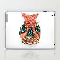 You are what you eat Laptop & iPad Skin