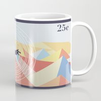 writer Mugs featuring For The Natural Writer by K Dvs