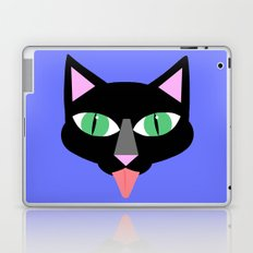 Norman Reedus's black cat Laptop & iPad Skin