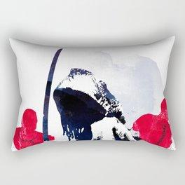 Living Assasin Rectangular Pillow