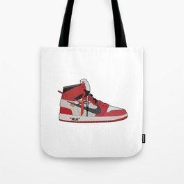 Jordan 1 - OFFWHITE Tote Bag
