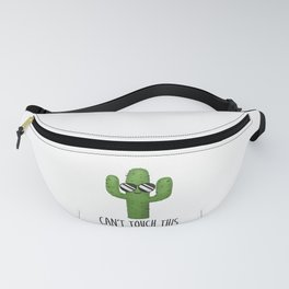 Can't Touch This Fanny Pack