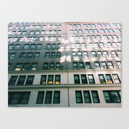 Dreaming Up High. Canvas Print