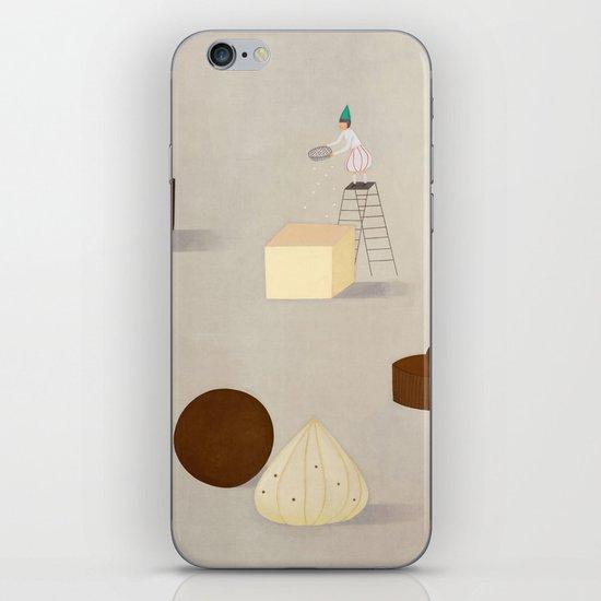CHOCOLATE PHILOSOPHY iPhone & iPod Skin