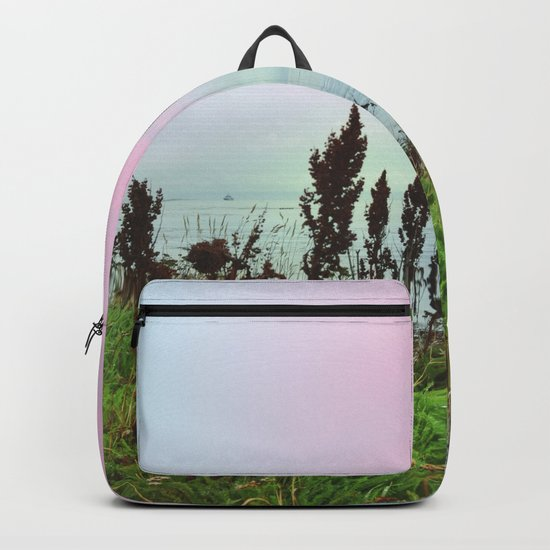 Pastel vibes 64 Backpack