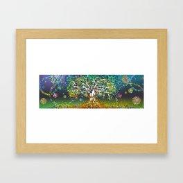 Song of Mother Hale Framed Art Print