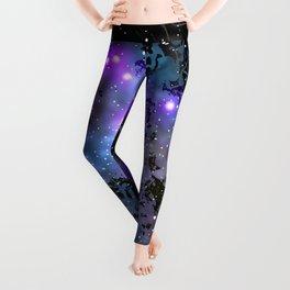 The Zodiac Sign -- Aquarius Leggings