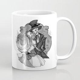 Inktober Skeletons Coffee Mug