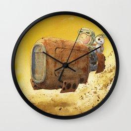 Rey BB-8 Wall Clock
