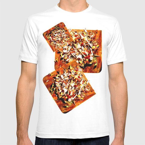 Flowers on a table 2 T-shirt