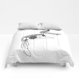 """Tribu-Taire-des-MO-"" #01 Comforters"