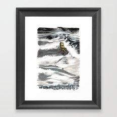 Beasts of Montreal Framed Art Print