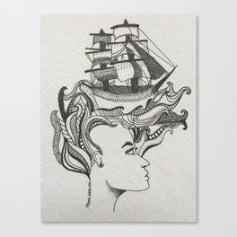 Petit Marin Canvas Print