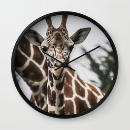 SOMEONE IS LOOKING ME Wall Clock