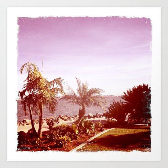 San Diego 2 Art Print
