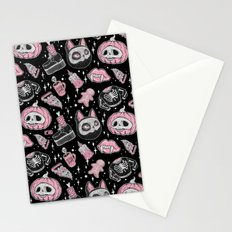 SPOOKS OR CREEPS Stationery Cards