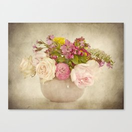 Naturally Yours Canvas Print